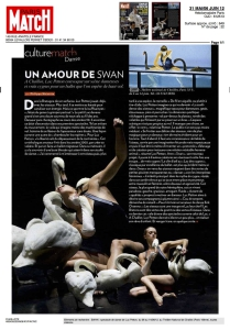 Paris Match - Mai 2012