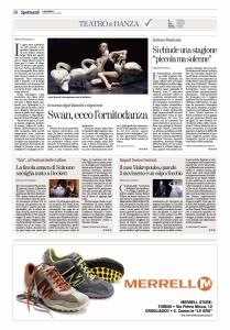 La Stampa - juin 2012