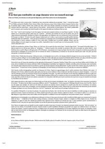 Le Monde - juin 2012